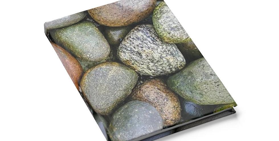 Beach Stones Journal  (Blank)