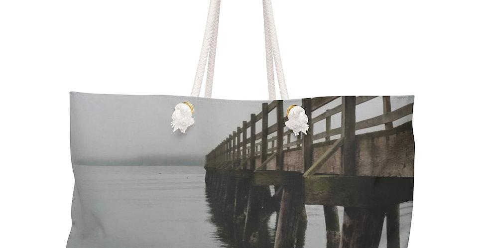 Point White Weekender Bag