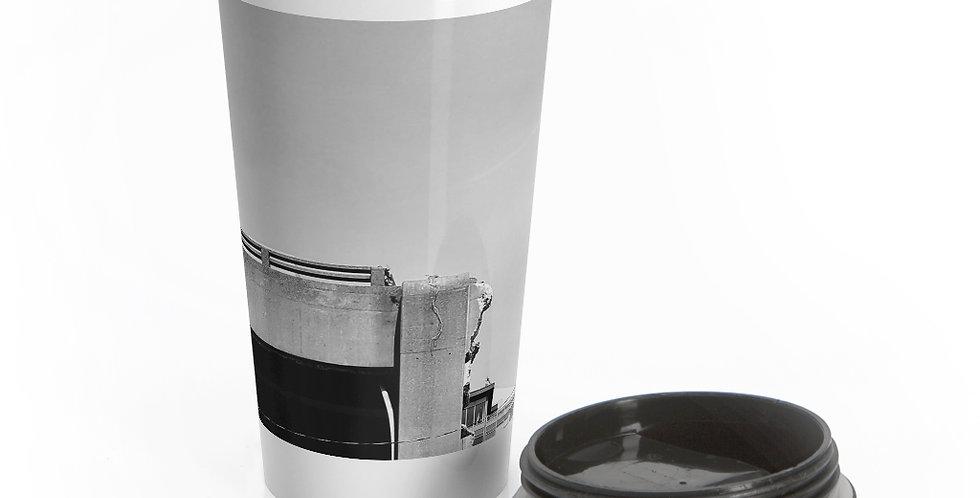 Alaskan Way Reusable Stainless Steel Travel Mug