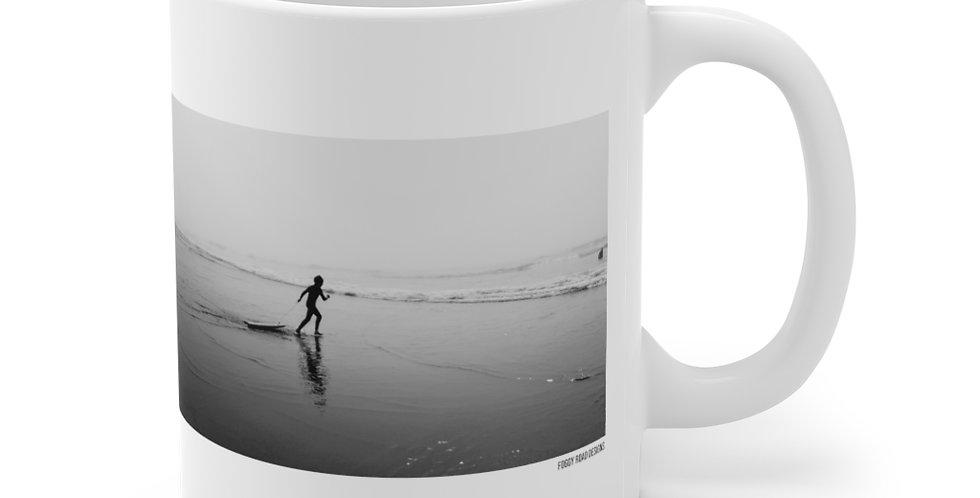 Surf's Up/Catch The Wave Ceramic Mug