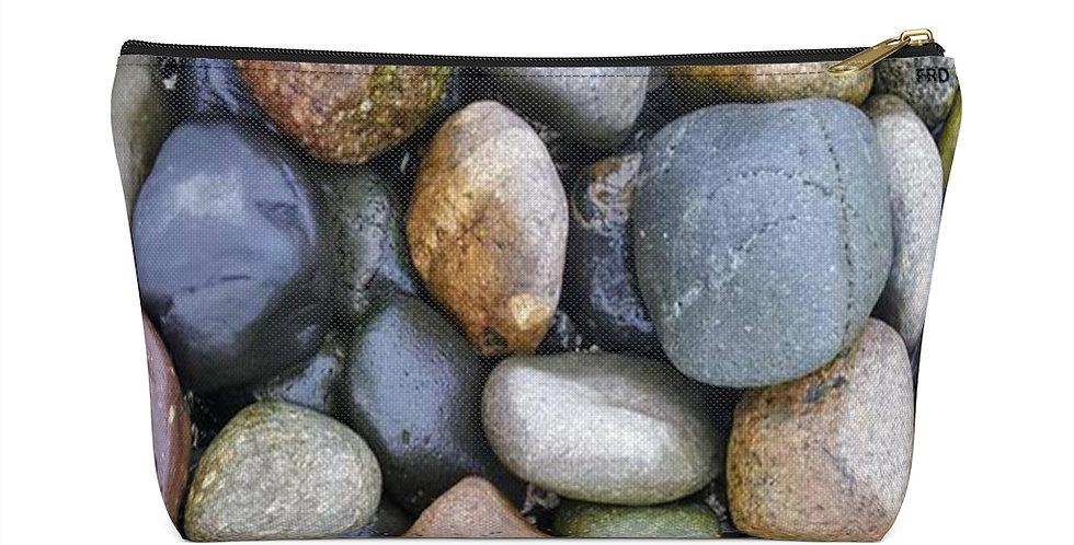 Beach Stone - Accessory Pouch w T-bottom