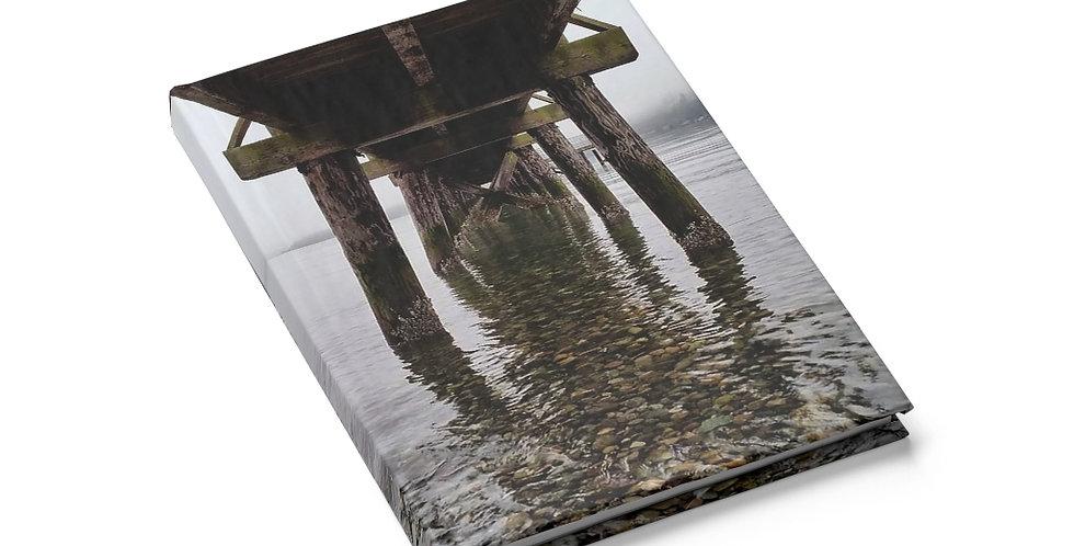 Under The Pier Journal (Blank)