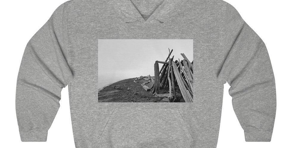 Driftwood Fort - Unisex Heavy Blend™ Hooded Sweatshirt