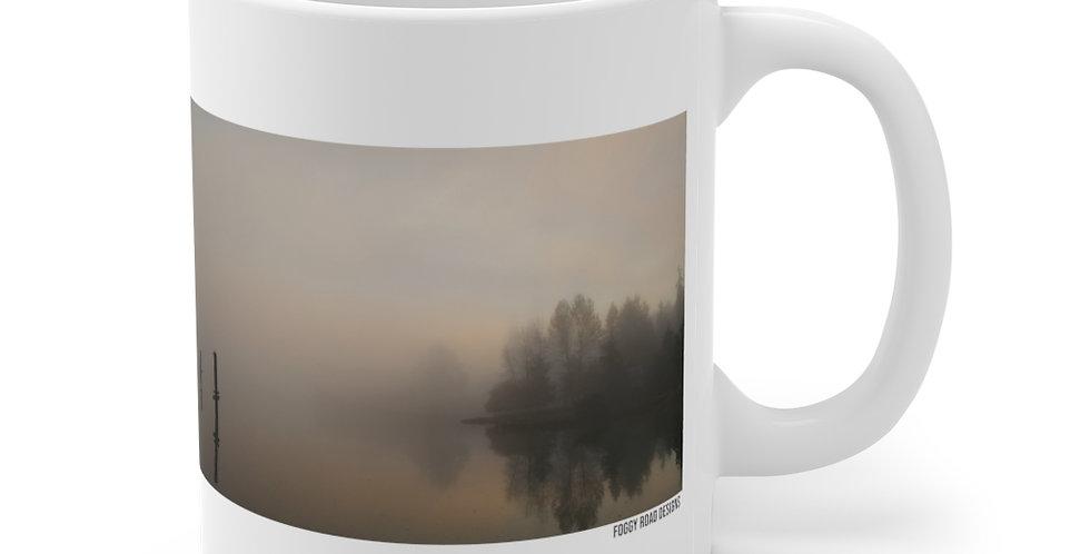 Head Of The Bay/Day Break Ceramic Mug
