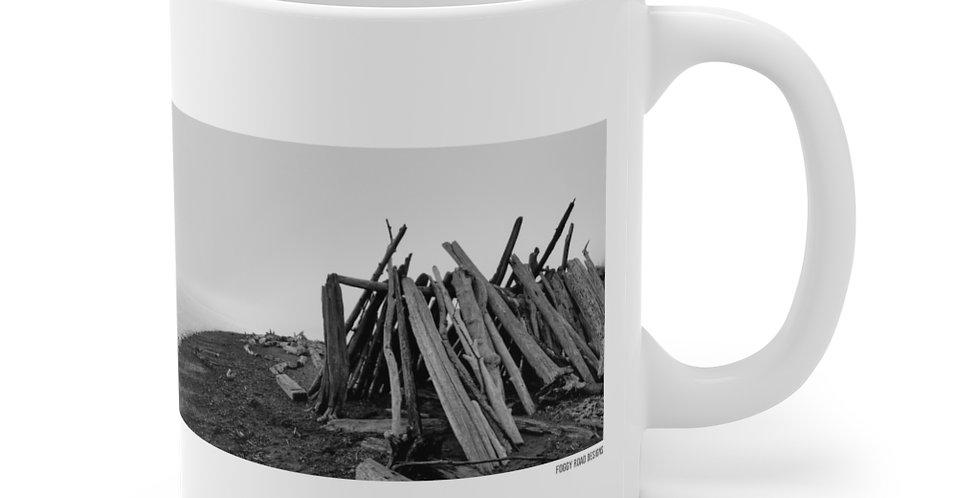 Driftwood Fort/ Drift Away Ceramic Mug