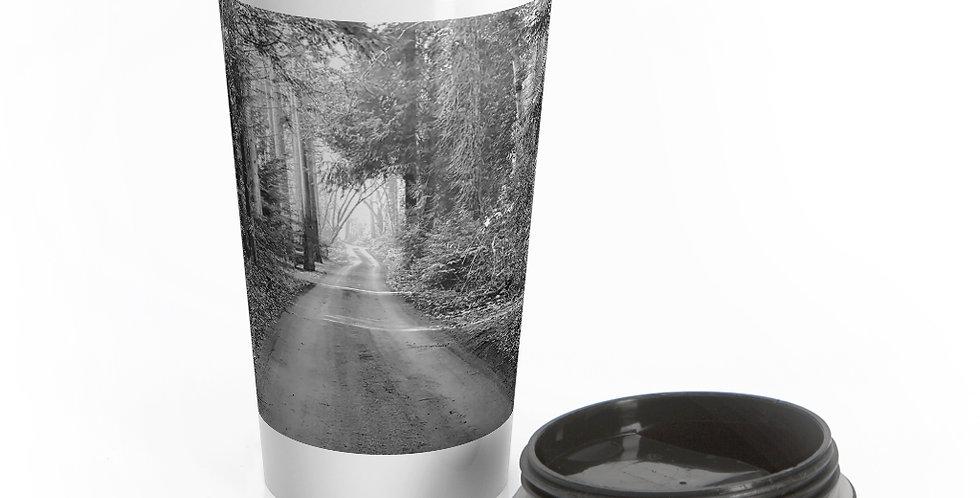 Morning Walk Reusable Stainless Steel Travel Mug
