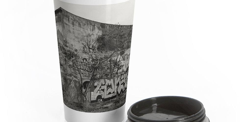 Port Blakely Reusable Stainless Steel Travel Mug