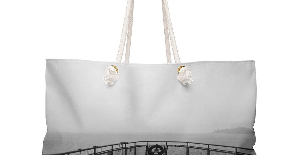 Foggy Ferry Weekender Bag