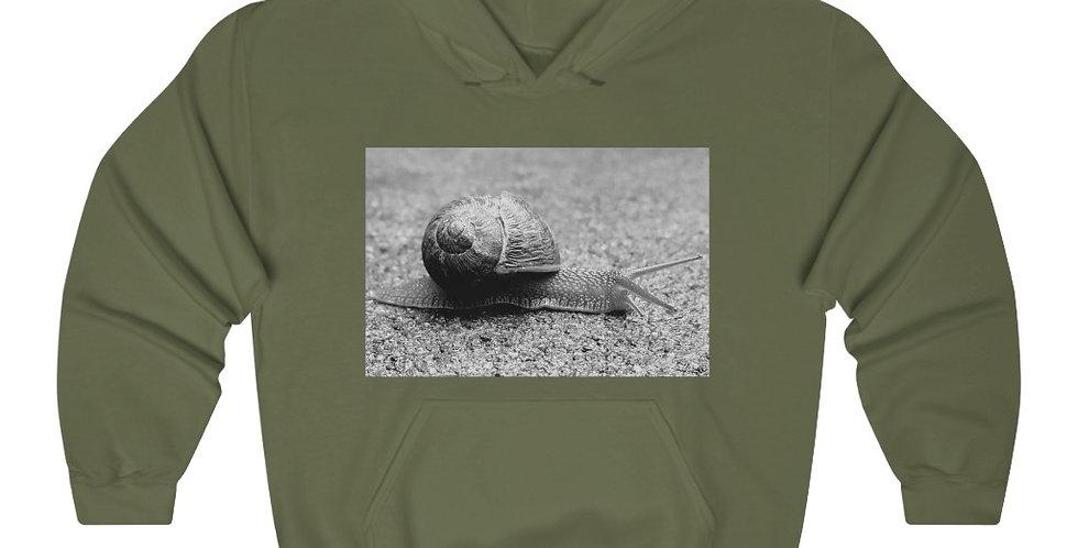 Snail - Unisex Heavy Blend™ Hooded Sweatshirt