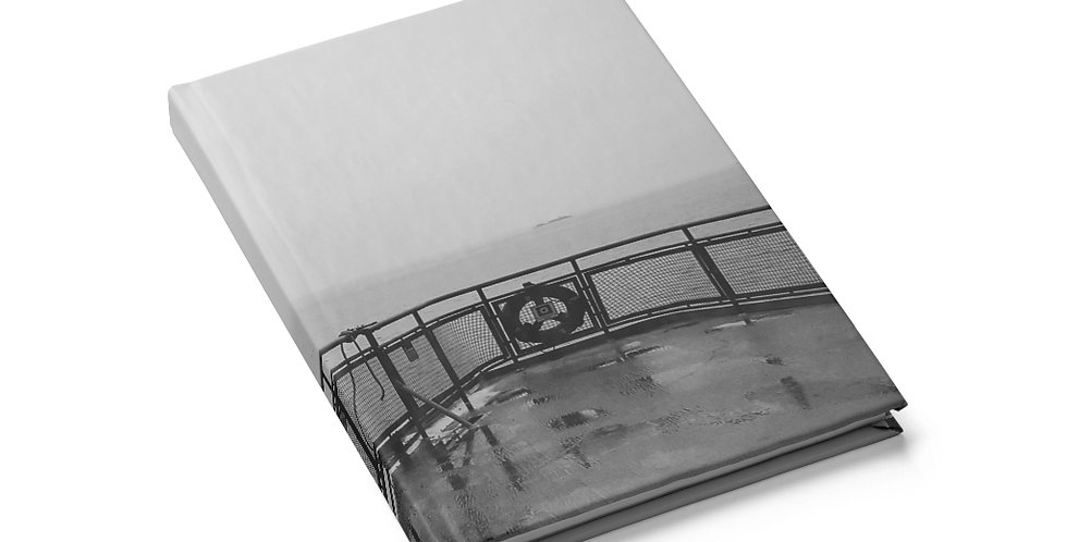 Foggy Ferry Journal (Blank)