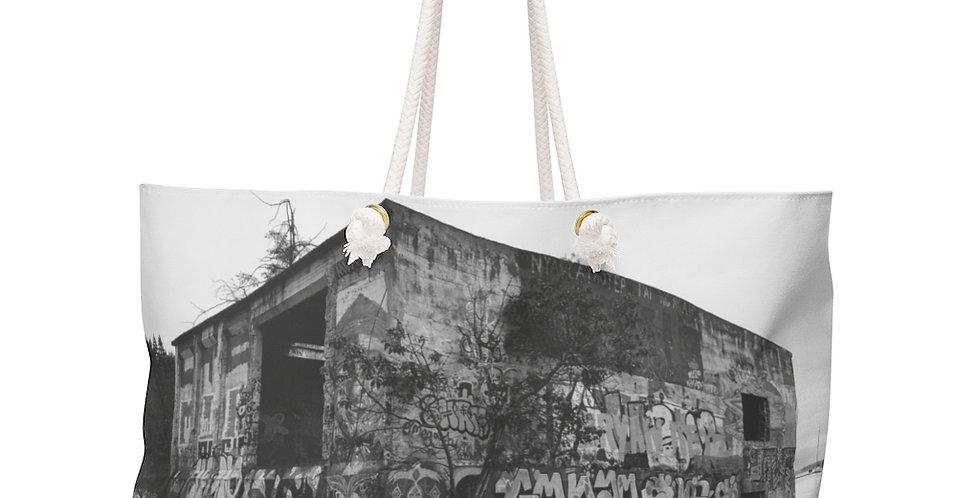 Port Blakely (B&W) Weekender Bag