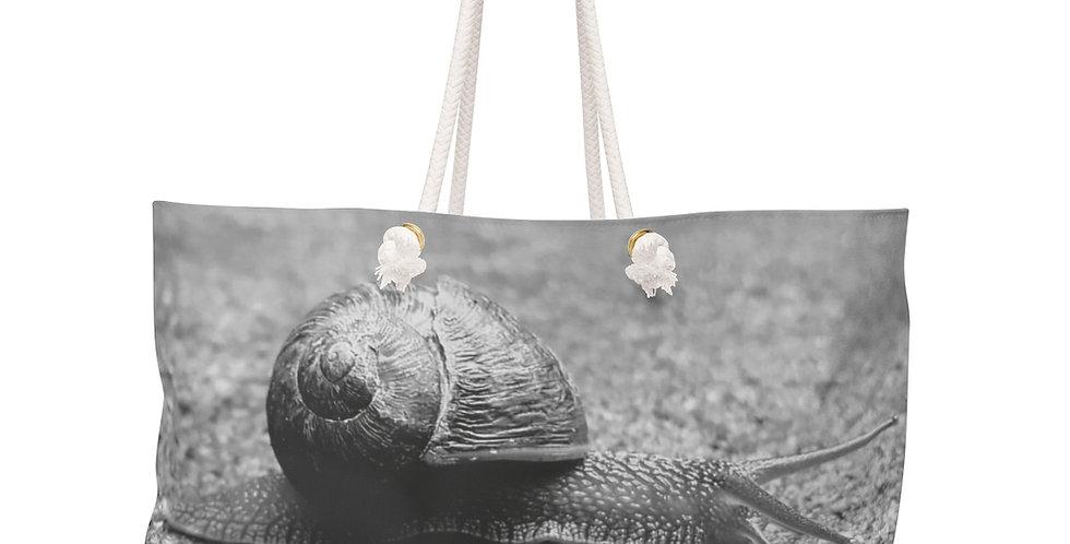 Snail Weekender Bag