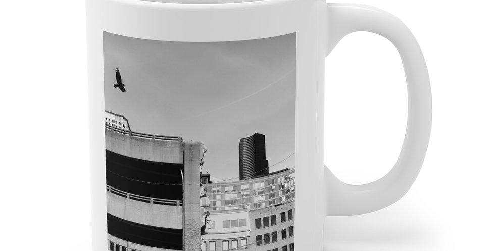 Alaskan Way/Deconstruct Ceramic Mug
