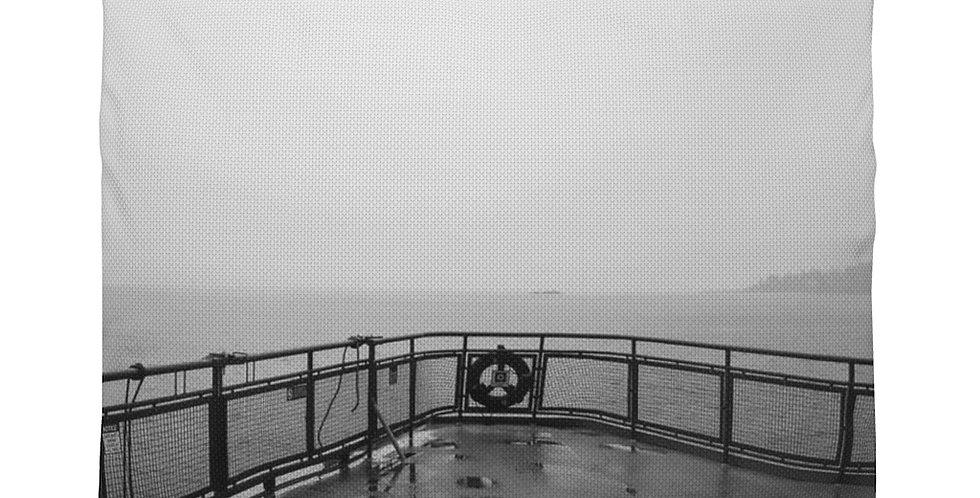Foggy Ferry Accessory Pouch