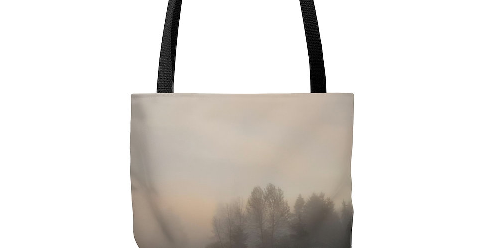 Head of the Bay Tote Bag