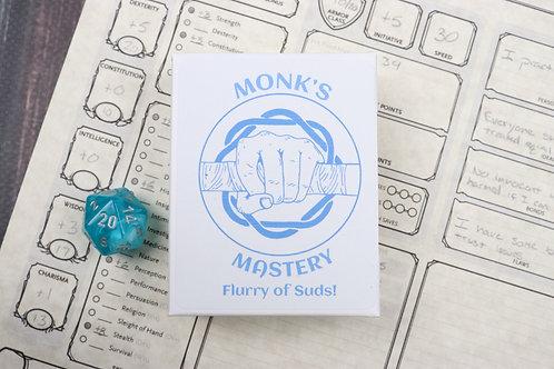 Monk's Mastery