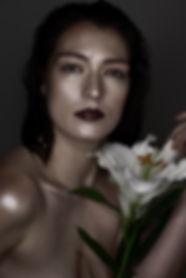 Black Crown Dark Queen Beauty Shoot