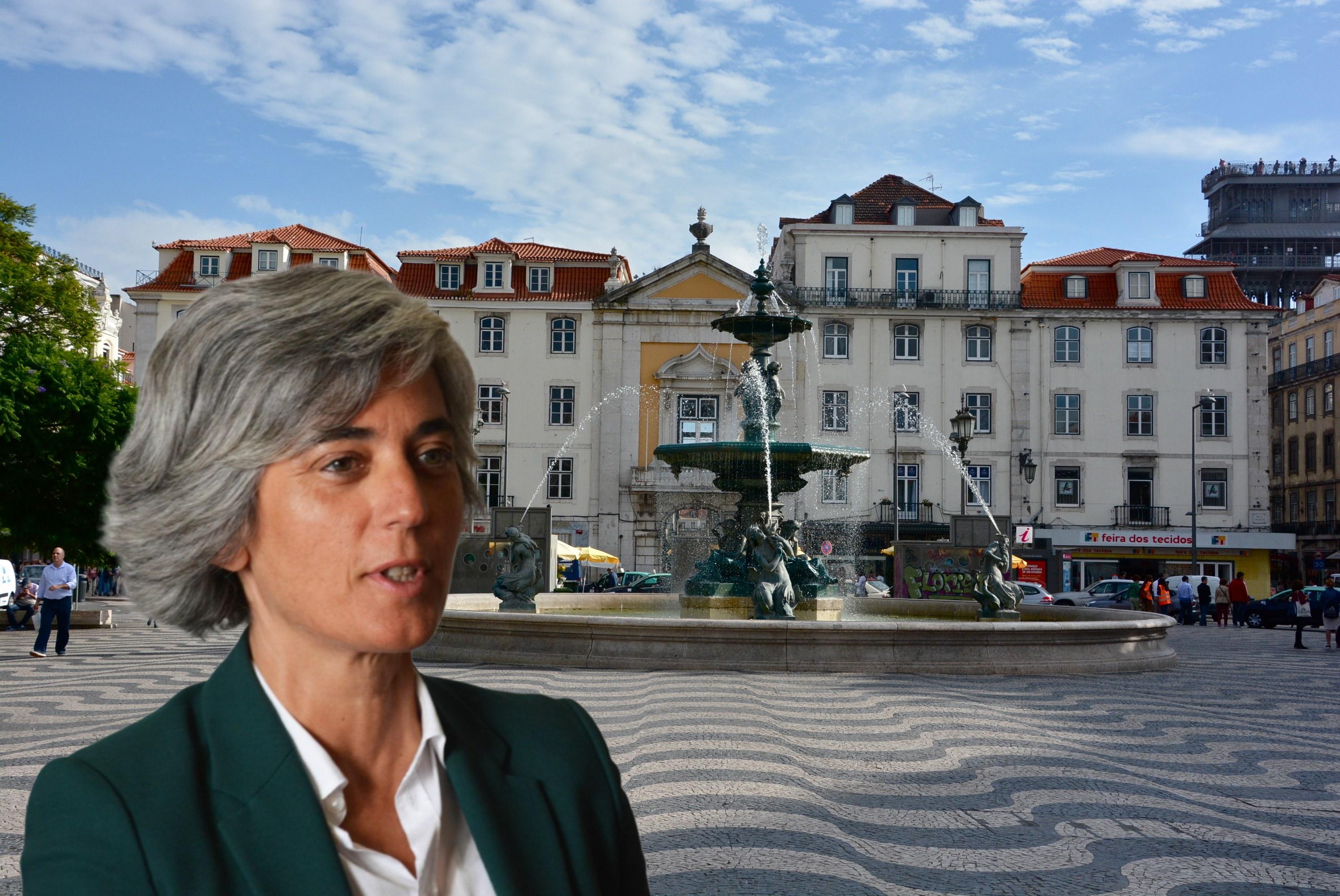 Lisbon | Graça Fonseca