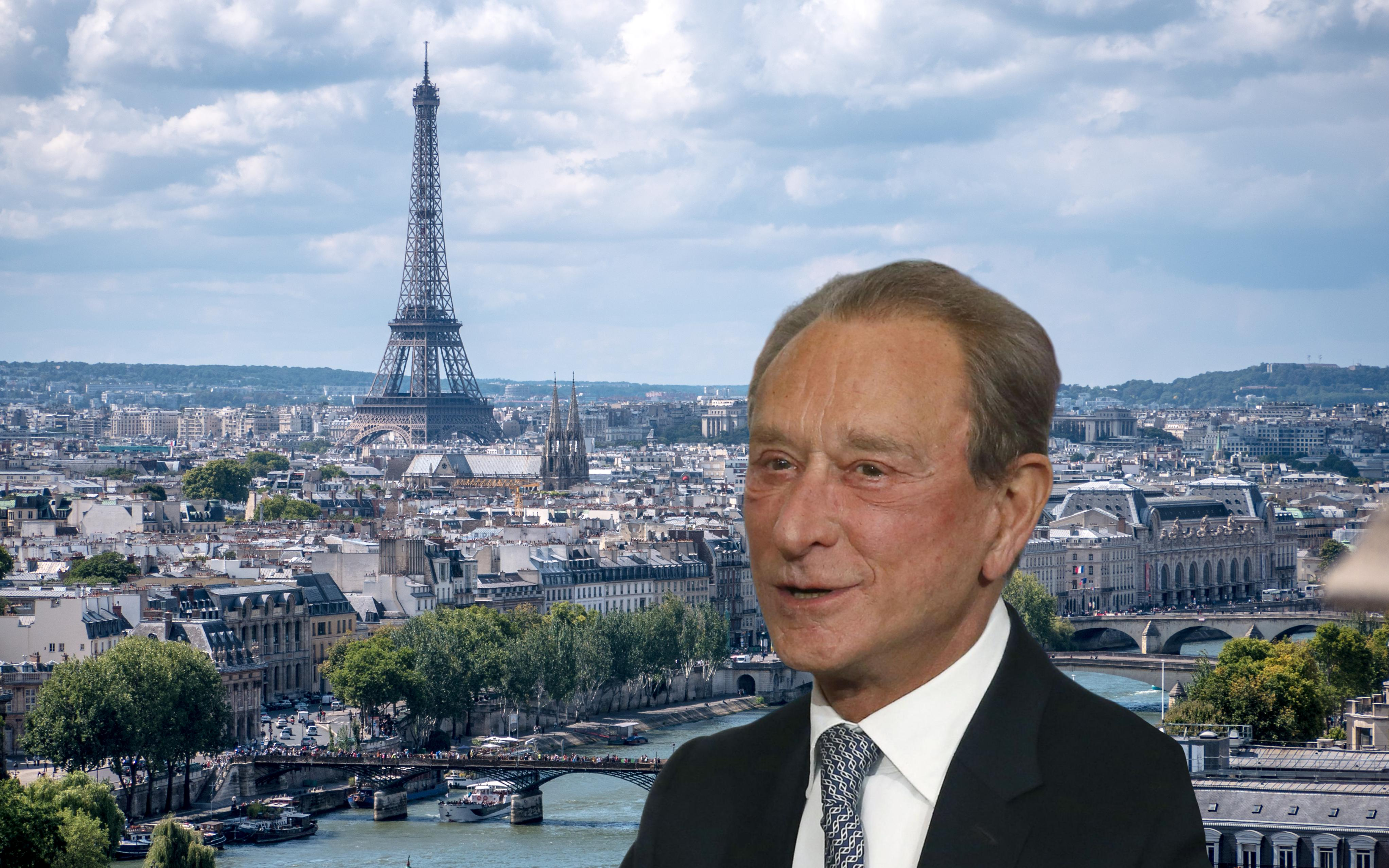 Paris | Bertrand Delanoë
