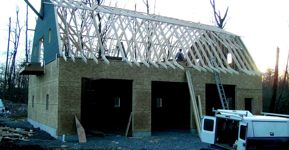 Hip-Roof Style