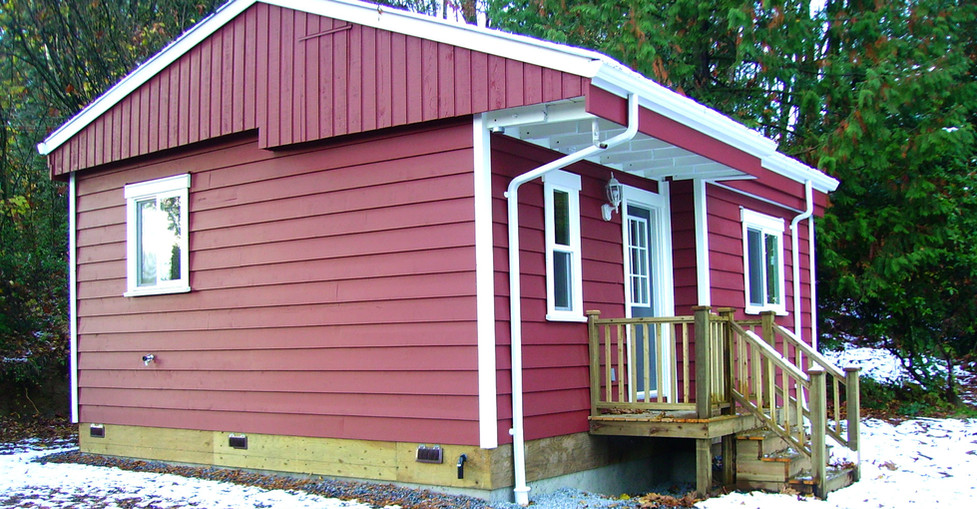 Cabin Renovation - After