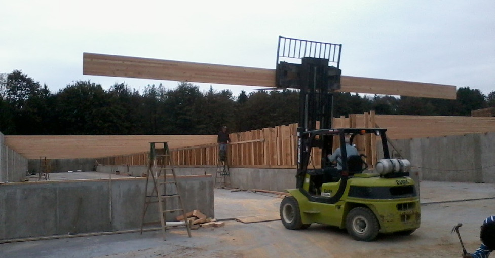 Beam Placement