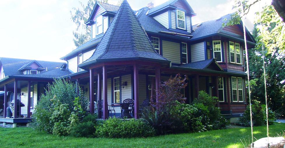 Finished Farmhouse Revovation