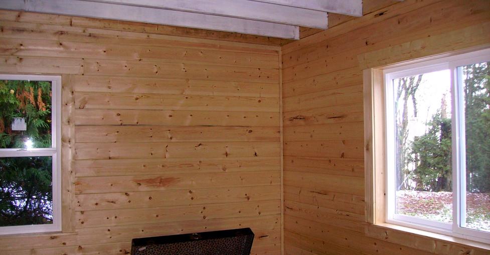 Cabin Revovation - Interior