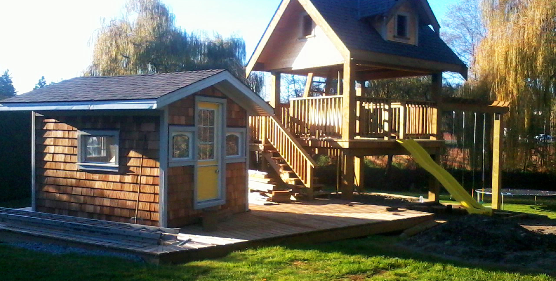 Adventure Playground & Playhouse