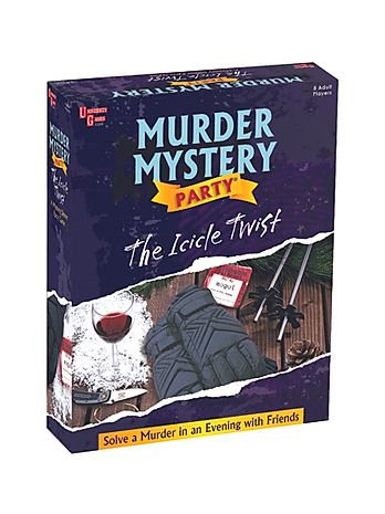 Murder Mystery: The Icicle Twist