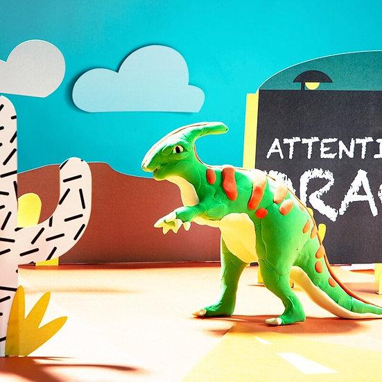 Back to Life Dinosaur Models