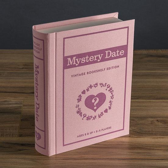 Mystery Date: Bookshelf Edition