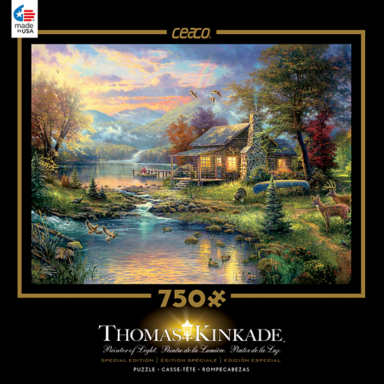 Thomas Kinkade Special Edition: Nature's Paradise