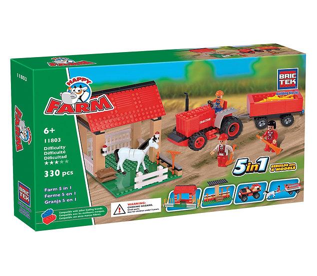 Happy Farm 5 in 1 Set