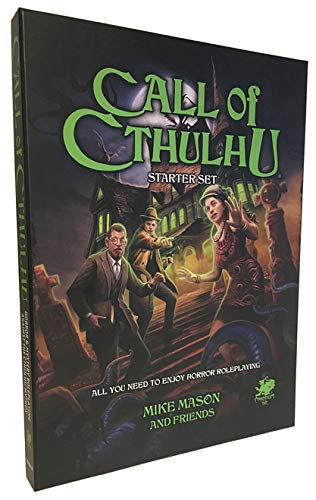Call of Cthulu Starter Set