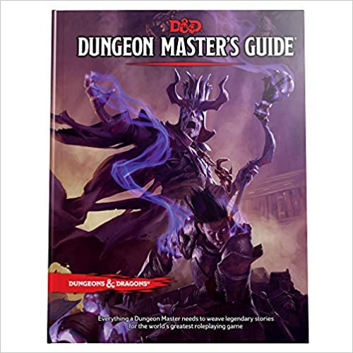 Dungeons & Dragons DM's Guide