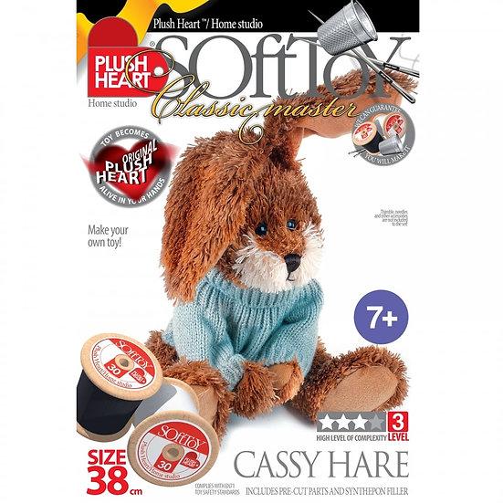 DIY Soft Toy - Cassy Hare