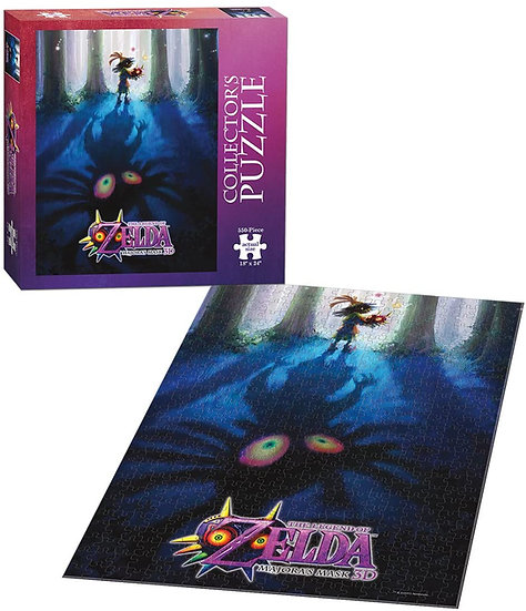 The Legend of Zelda: Majora's Mask Collector Series Puzzle