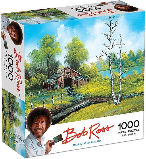 Bob Ross: Roadside Barn