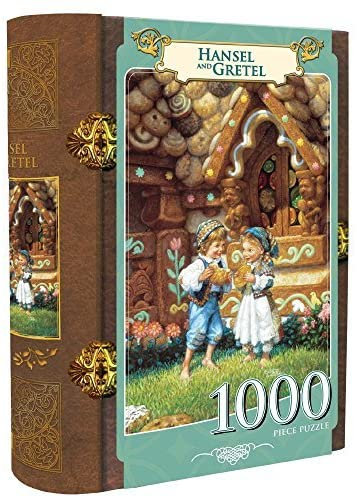 Hansel and Gretel Storybook Puzzle