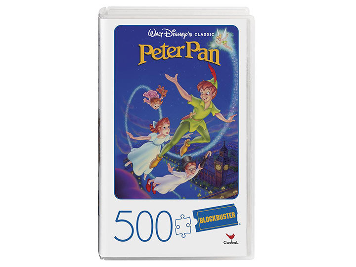 Disney's Peter Pan 500 Piece Puzzle