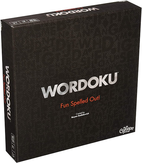 Wordoku: Fun Spelled Out