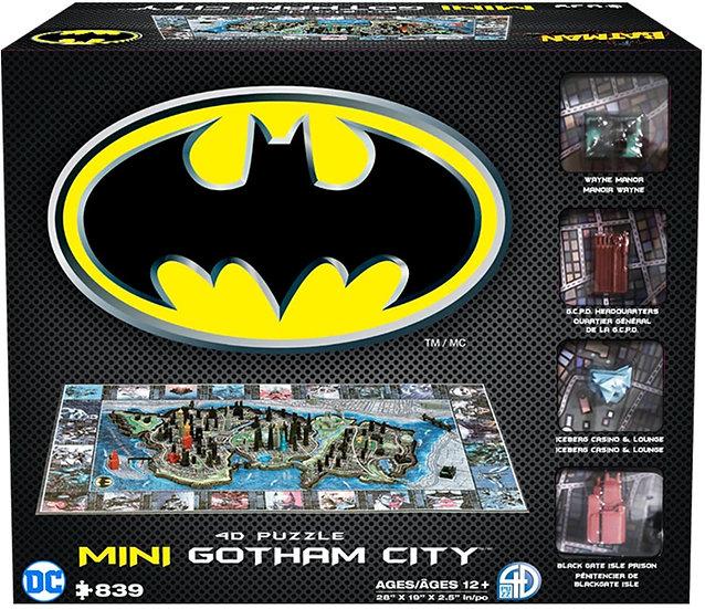 4D Mini Gotham City