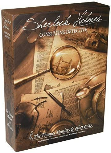 Sherlock Holmes: Consulting Detective - The Thames Murders & Other Cases