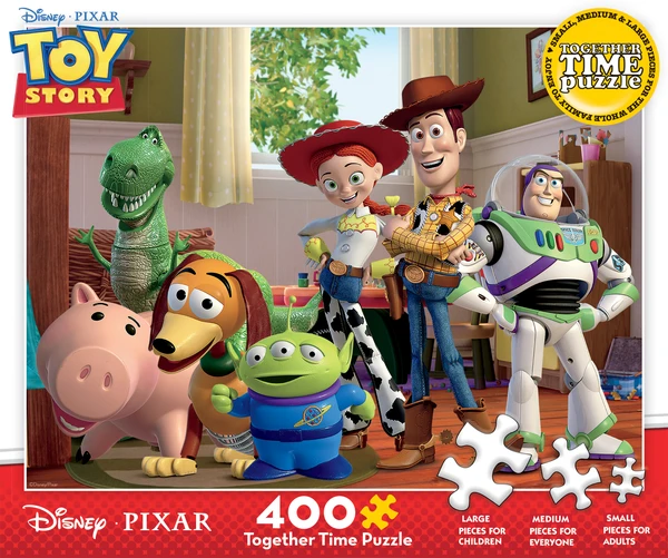 Together Time Puzzle: Disney/Pixar Toy Story