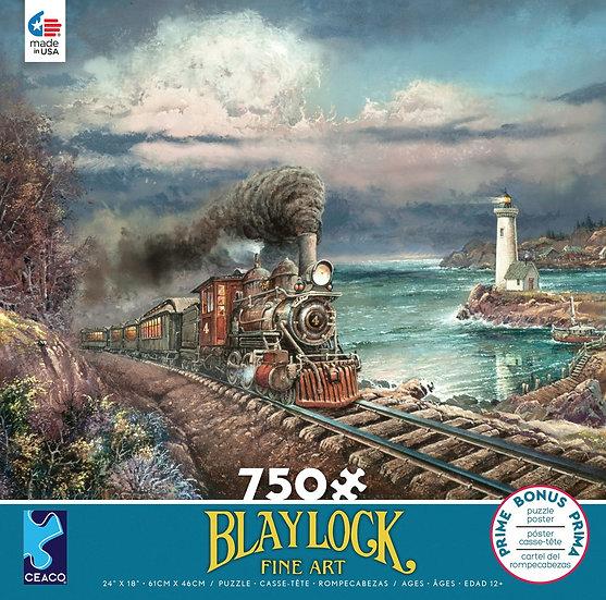 Blaylock Fine Art: Bar Harbor Bound