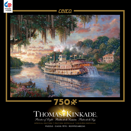 Thomas Kinkade Special Edition: The River Queen