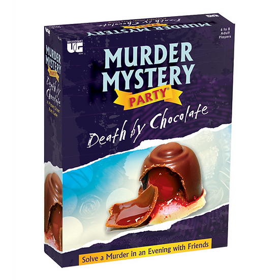 Murder Mystery: Death by Chocolate