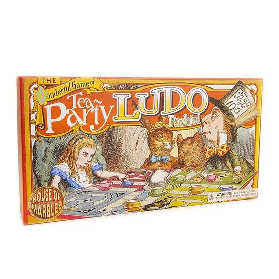Tea Party Ludo (Pachisi)