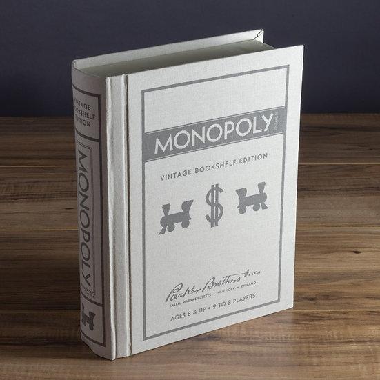 Monopoly: Bookshelf Edition